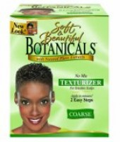 Soft&Beautiful Botanicals Texturizer Coarse