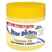 Blue Duchess Coconut Oil Hair Moisturizer & Conditioner