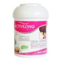 Activilong Oil Moisturizing Hair Dress Pomade Macadamia