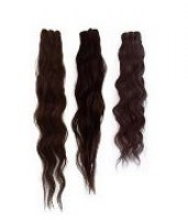 Natural Brazilian Hair Weaving Natural Wave Handmade, 8