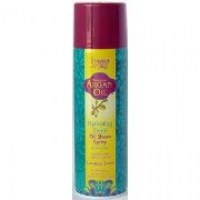 Hawaiian Silky Argan Oil Hydrating Sleek Oil Sheen Spray