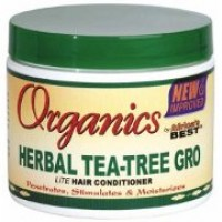Africa's Best Organics Herbal Tea Tree Gro Hair Conditioner