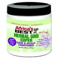 Africa's Best Herbal Gro Super Haarcreme